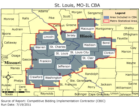 Cbic round 2 competitive bidding area st louis mo il cbic st louis mo il competitive bidding area map freerunsca Images