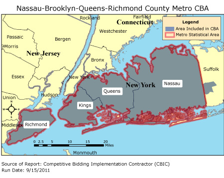 Cbic Round 2 Competitive Bidding Area Nassau Brooklyn Queens