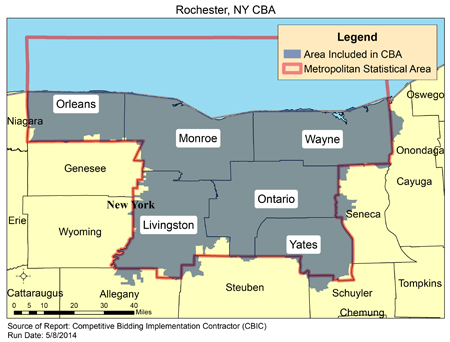 area code for rochester new york